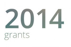 Grants awarded for 2014